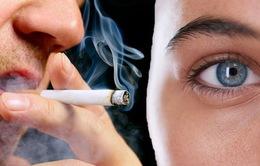 Nguy cơ mù lòa do hút thuốc lá
