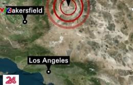 Phía Nam bang California (Mỹ) tiếp tục xảy ra dư chấn động đất