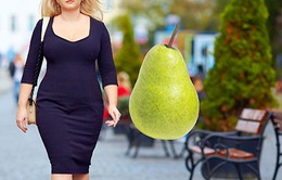 Phụ nữ trung niên có mỡ đùi tốt hơn mỡ bụng