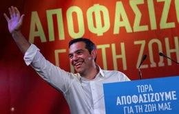 Tổng tuyển cử trước thời hạn ở Hy Lạp