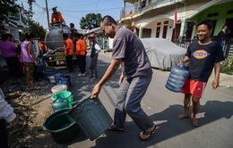 """Jakarta """"vật lộn"""" đối phó với hạn hán"""