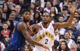 Kawhi Leonard thêm 1 lần trở thành tâm điểm NBA
