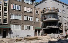 Nổ khí gas tại Ba Lan, 3 người thiệt mạng
