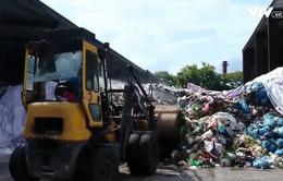 Hà Nội ráo riết xử lý 13.000 tấn rác thải tồn đọng