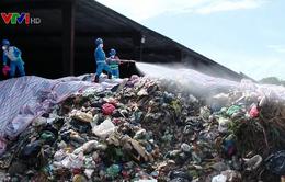 Hà Nội: Bảo đảm thu dọn 13.000 tấn rác tồn đọng xong trước 8/7