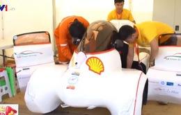 Việt Nam tham dự Cuộc thi chế tạo xe tiết kiệm nhiên liệu tại Anh