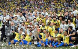 VIDEO Highlights: ĐT Brazil 3-1 ĐT Peru (Chung kết Copa America 2019)