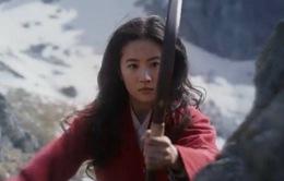 """Teaser """"Mulan"""": Hóa thân thành nữ tướng Hoa Mộc Lan, Lưu Diệc Phi khí chất hơn người"""