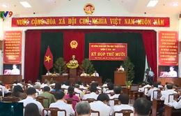 Thông qua 26 tờ trình năm 2019 của tỉnh Ninh Thuận