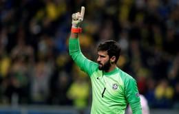 ĐT Brazil ẵm một loạt danh hiệu cá nhân tại Copa America 2019