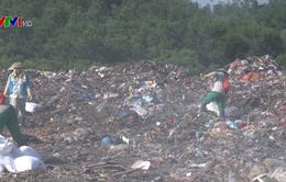 Nan giải bài toán xử lý rác thải tồn đọng
