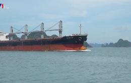 Quảng Ninh đón tàu 180.000 tấn