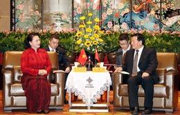 Đẩy mạnh hợp tác giữa các địa phương Việt Nam và Trung Quốc