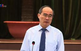 Bí thư Thành ủy TP.HCM Nguyễn Thiện Nhân: Không chậm trễ trong giải quyết vấn đề Thủ Thiêm