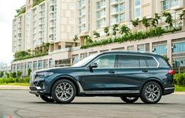 BMW X7 mới chính thức ra mắt tại Việt Nam