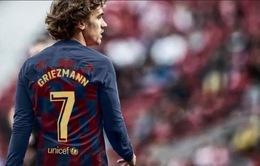"""Phản đồ"" Antoine Griezmann nhận đòn thù từ Atletico Madrid"