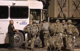 Bộ An ninh nội địa Mỹ yêu cầu tăng quân tới khu vực biên giới với Mexico