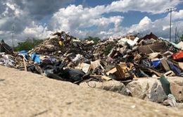 Hơn 2,1 tỷ tấn rác thải rắn đô thị được xả ra trên toàn cầu