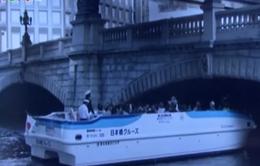 Tokyo thử nghiệm tàu thủy chở khách giảm ùn tắc giao thông