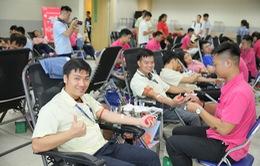 Hơn 3.300 đơn vị máu được hiến tặng tại chương trình Chung dòng máu VIệt 2019