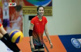 VTV Cup 2019: Buổi tập tràn đầy tiếng cười của ĐT bóng chuyền nữ Việt Nam