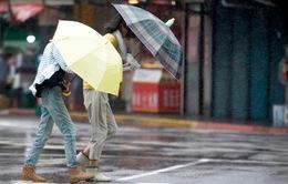 Siêu bão Lekima đổ bộ miền Đông Trung Quốc