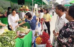 TP.HCM: Tiếp tục có thêm một chợ phiên nông sản an toàn