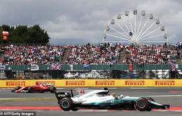 Ban tổ chức F1 điều chỉnh thời gian diễn ra GP Anh 2020