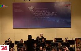 Hòa nhạc Toyota Concert  - Tour diễn đưa âm nhạc cổ điển đến gần với công chúng