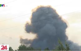 Tai nạn nổ tên lửa, lo ngại ô nhiễm phóng xạ ở Nga
