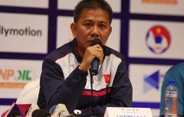 HLV Hoàng Anh Tuấn: Các cầu thủ U18 Viêt Nam có trận đấu không tệ