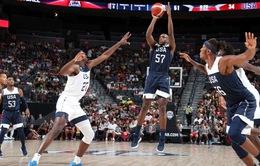 Đội tuyển bóng rổ Mỹ loại 2 cái tên đầu tiên trong hành trình World Cup 2019