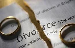 Tỷ lệ ly hôn sớm của người trẻ Mỹ đang giảm