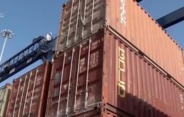 Hàng trăm container phế liệu đã được vận chuyển ra khỏi Việt Nam