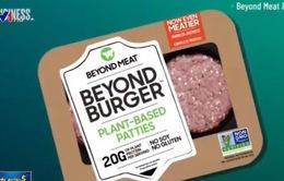 Mã cổ phiếu của Beyond Meat hấp dẫn các nhà đầu tư phố Wall - Vì sao?