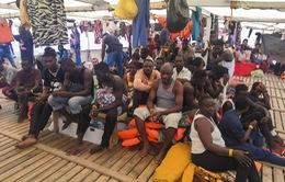 EU chưa đồng lòng về tiếp nhận người di cư trên Địa Trung Hải