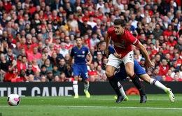 Maguire nói thẳng thích Man Utd hơn Man City