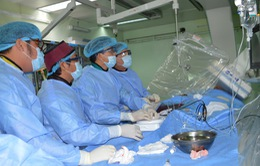 Áp dụng kỹ thuật khoan mảng xơ vữa động mạch vành