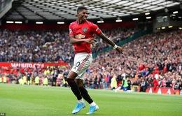 Vì sao Pogba nhường Rashford sút penalty ở đại chiến với Chelsea?