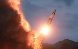 Triều Tiên thử nghiệm loại vũ khí mới