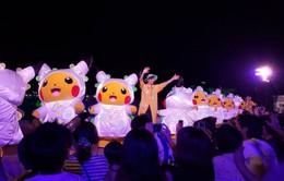 Nhật Bản: Không khí lễ hội Pikachu tràn ngập đường phố