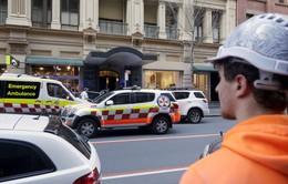 Tấn công bằng dao tại Australia