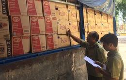 Quảng Trị: Thu giữ 4.500 sản phẩm mỹ phẩm Thái Lan nhập lậu
