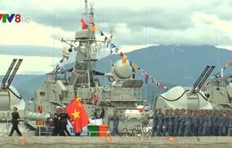 Hải quân Việt Nam đảm bảo sẵn sàng chiến đấu