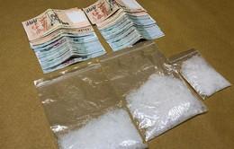 Buôn ma túy có xu hướng gia tăng tại Singapore