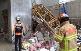 Hàn Quốc: Sập thang máy tại công trường xây dựng, 6 người thương vong