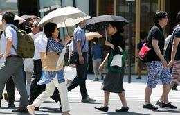 Gần 13.000 người Nhật Bản nhập viện vì nắng nóng trong tuần qua