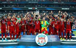 Liverpool 2-2 (5-4 pen) Chelsea: Liverpool giành Siêu cúp châu Âu sau loạt luân lưu kịch tính trước Chelsea