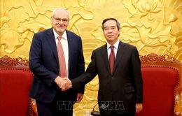 Tổ chức Tài chính quốc tế hỗ trợ Việt Nam trên nhiều lĩnh vực