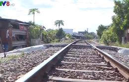 Huế: Nâng cấp đường ngang, lối đi tự mở – Hạn chế tai nạn đường sắt